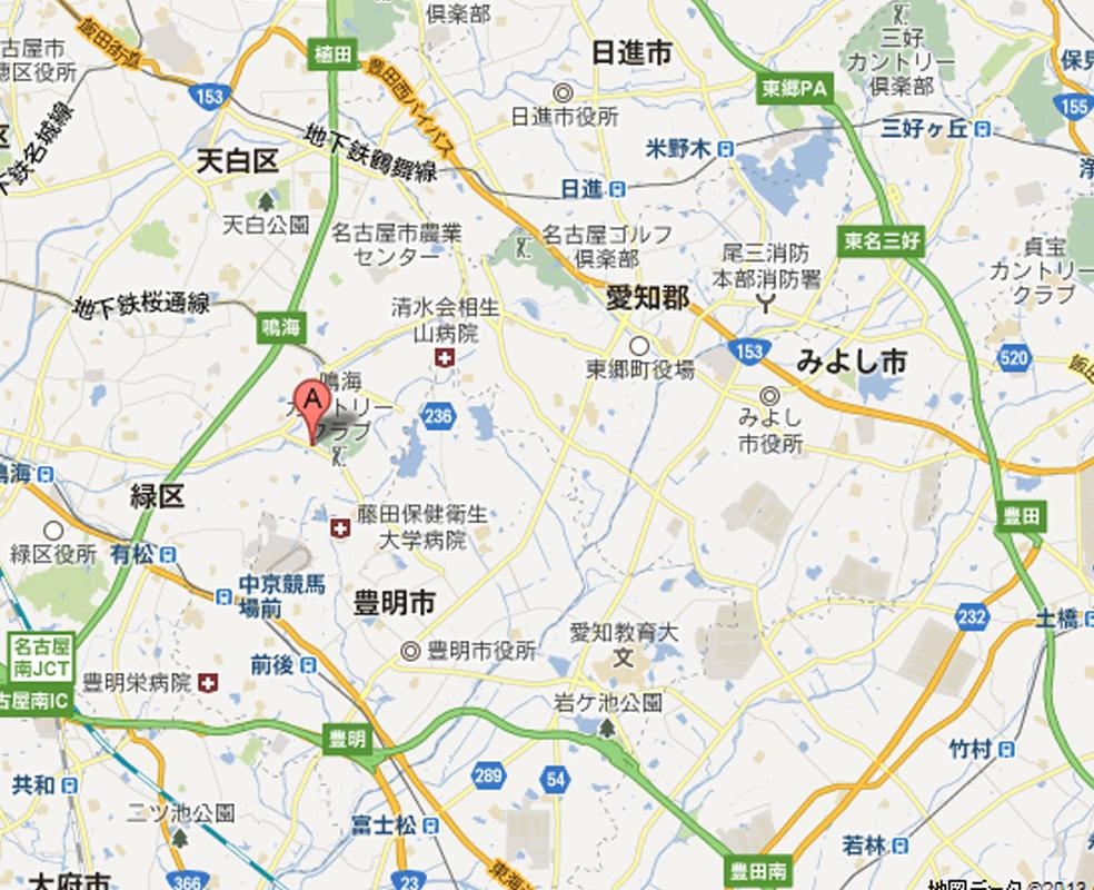 地図のコピー